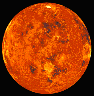 NASA - Voyages to the Planets: Venus