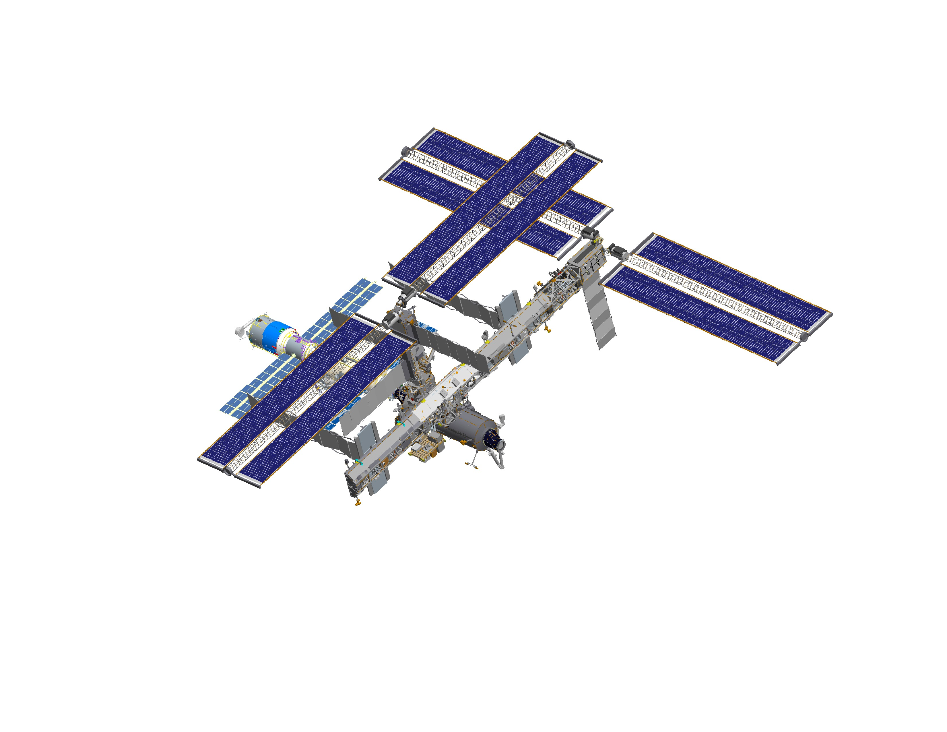 international space station assembly sequence -#main