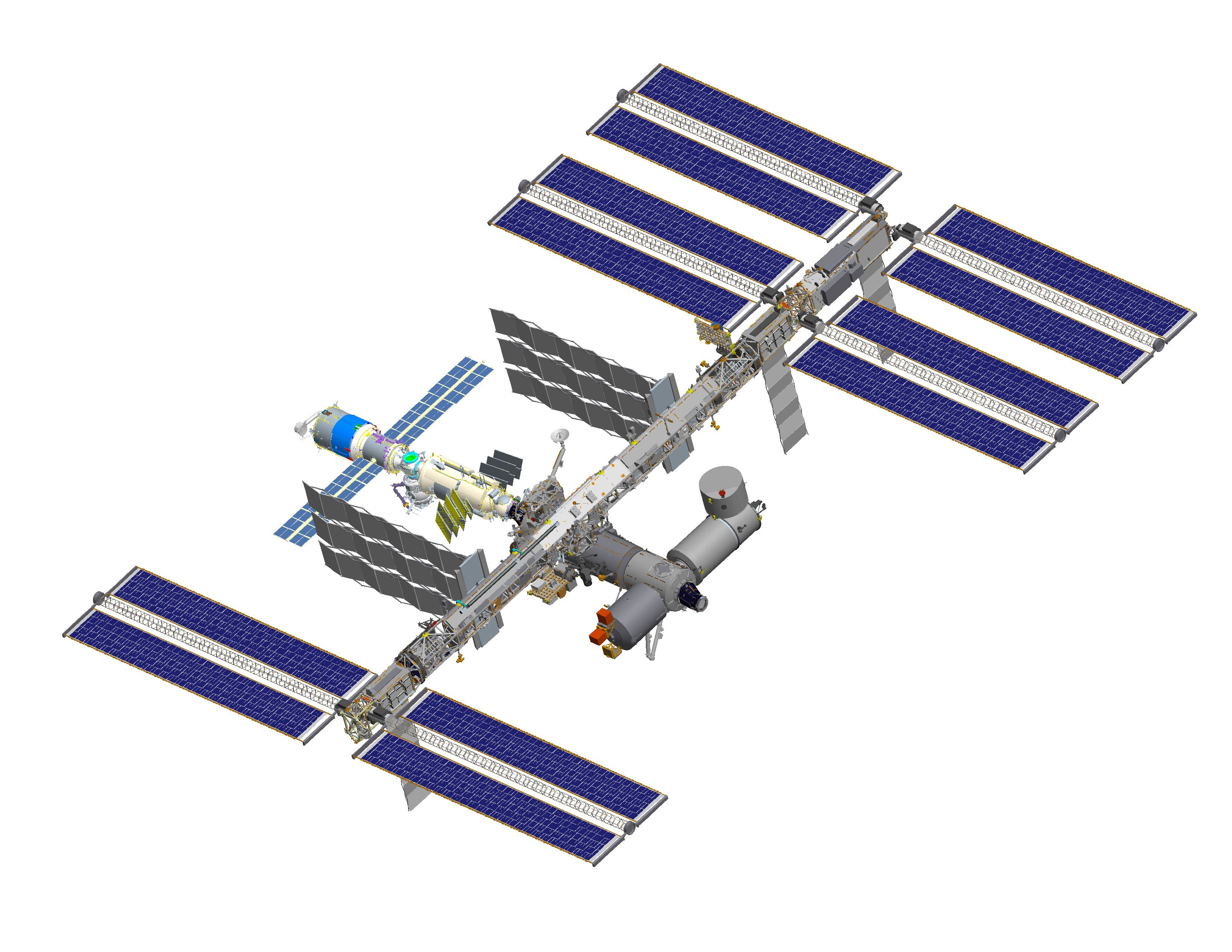 international space station assembly sequence - photo #1