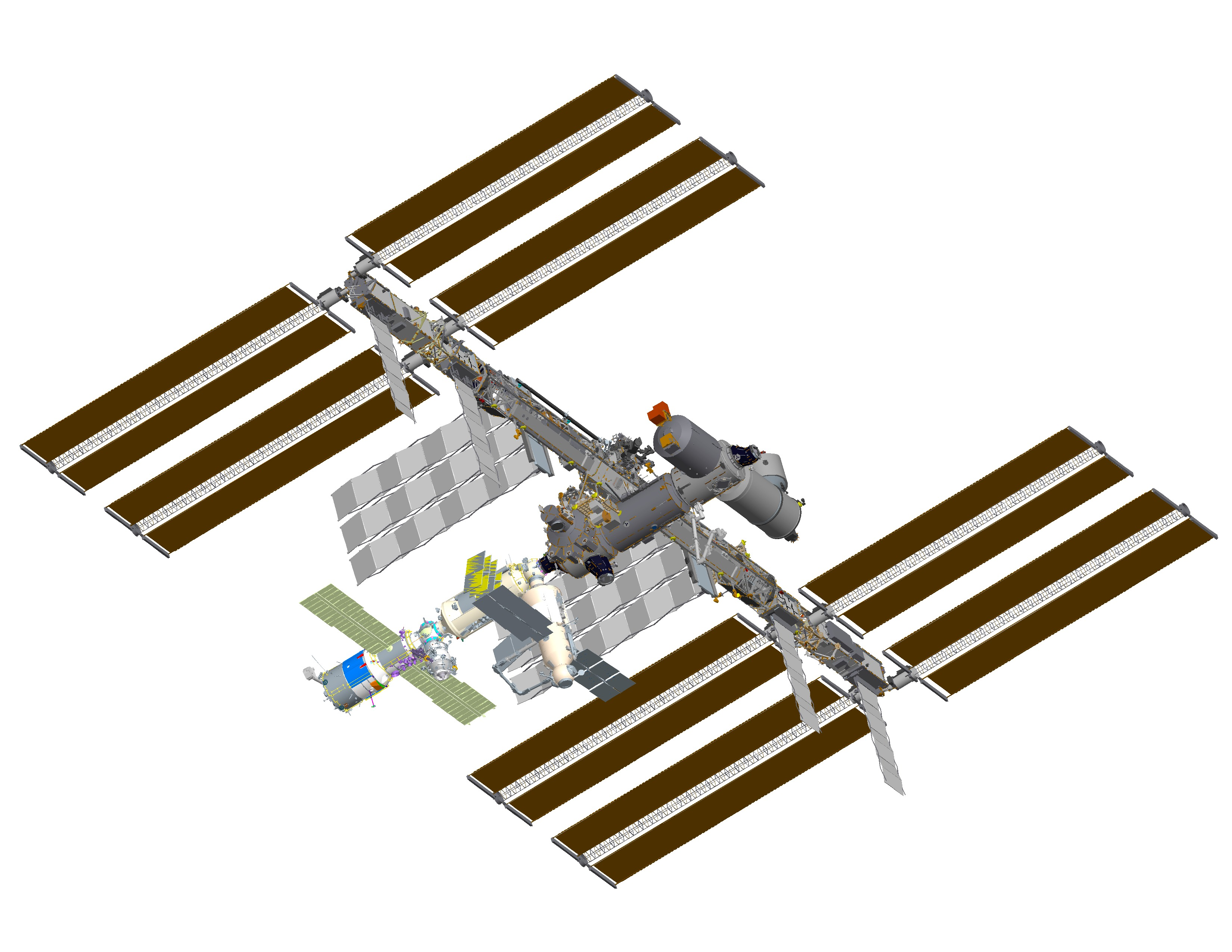 international space station assembly sequence - photo #9