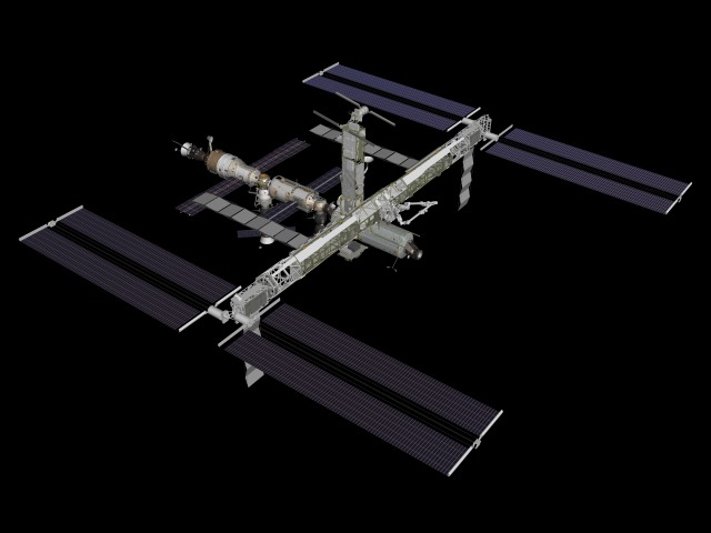international space station assembly sequence - photo #13