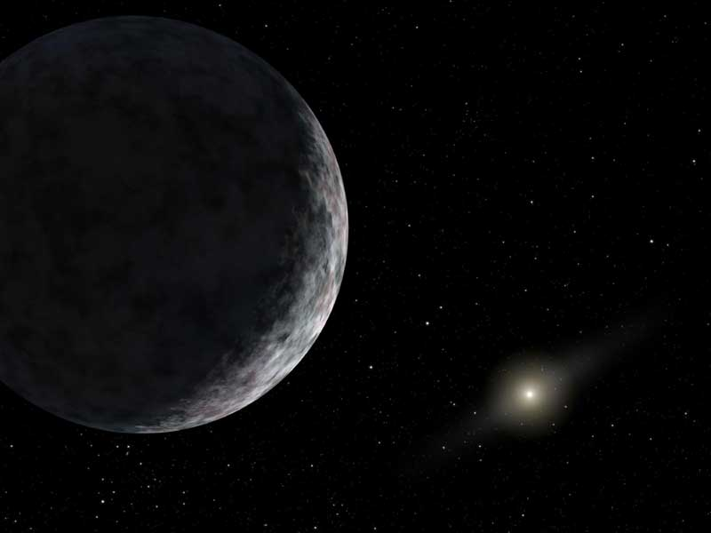 Hotly-Debated Solar System Object Gets a Name