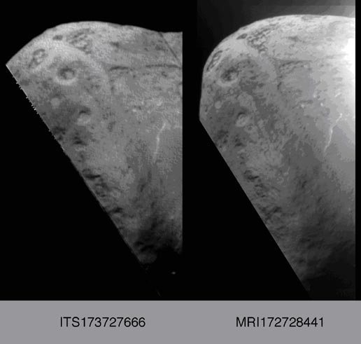 Stereo View of Ridge