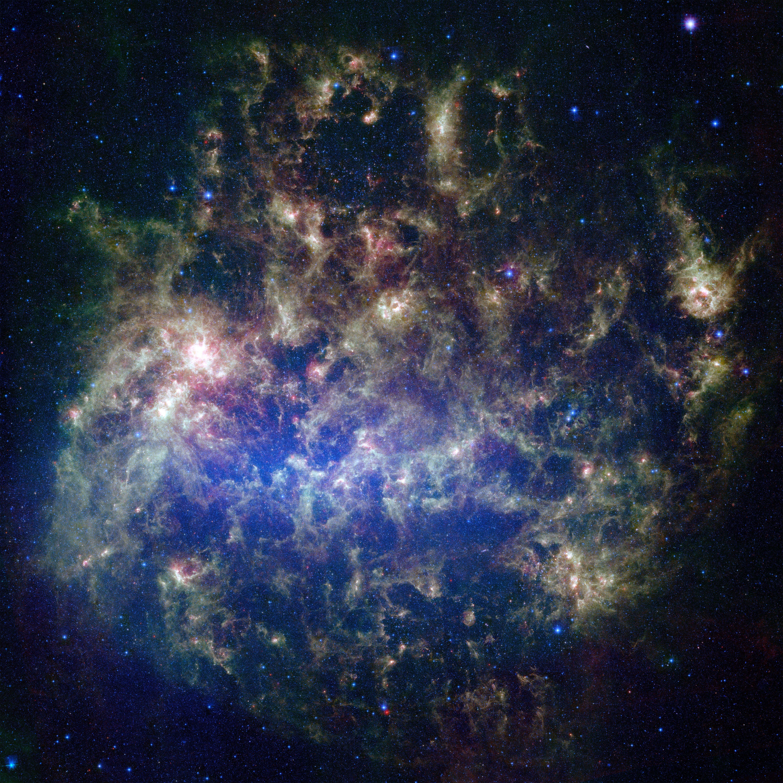Half-Massed Star
