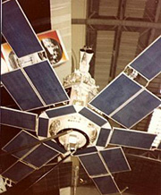 Molniya Satellite