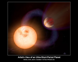 Artist's Impression of an Ultra