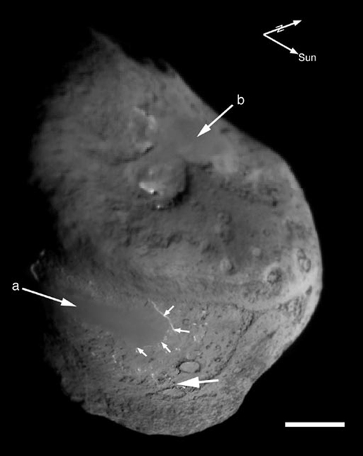 Stardust / Next : revisiter la comète de Deep Impact - Page 2 159836main_di_T1_Composite_Map_516