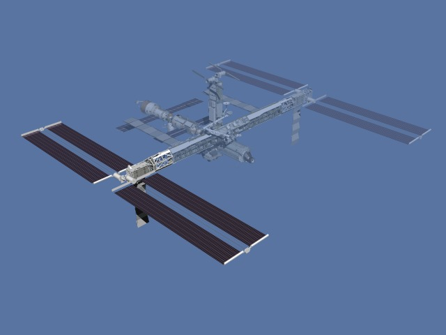 international space station assembly sequence - photo #7