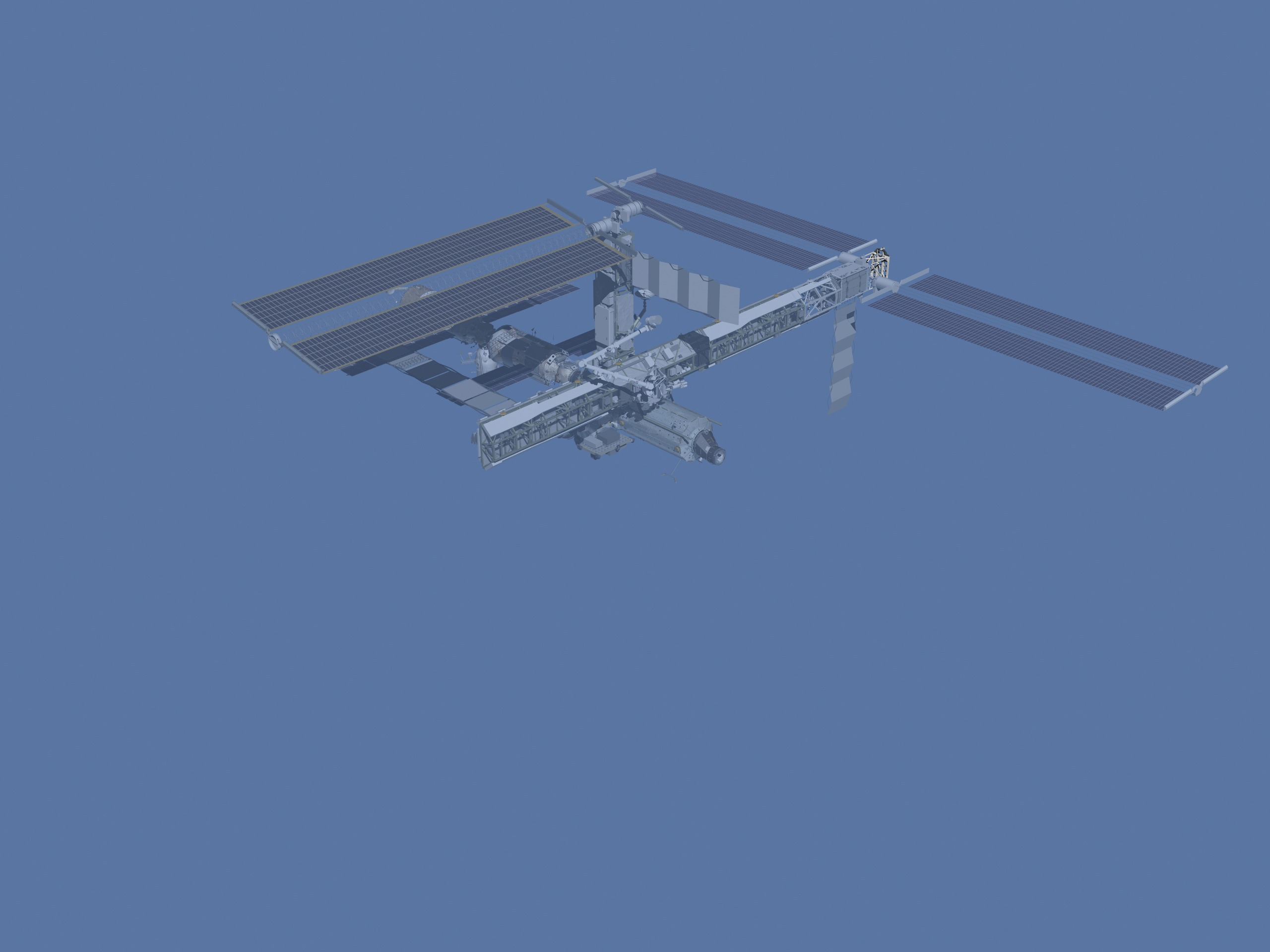 international space station assembly sequence - photo #6