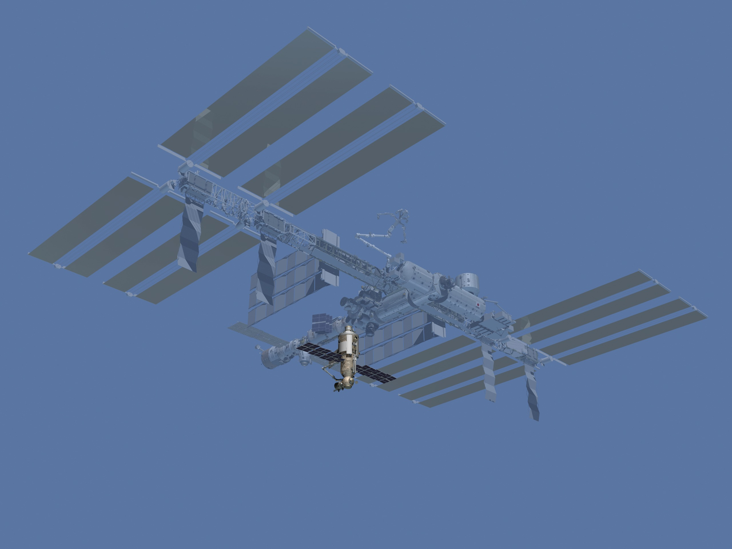 international space station assembly sequence - photo #14