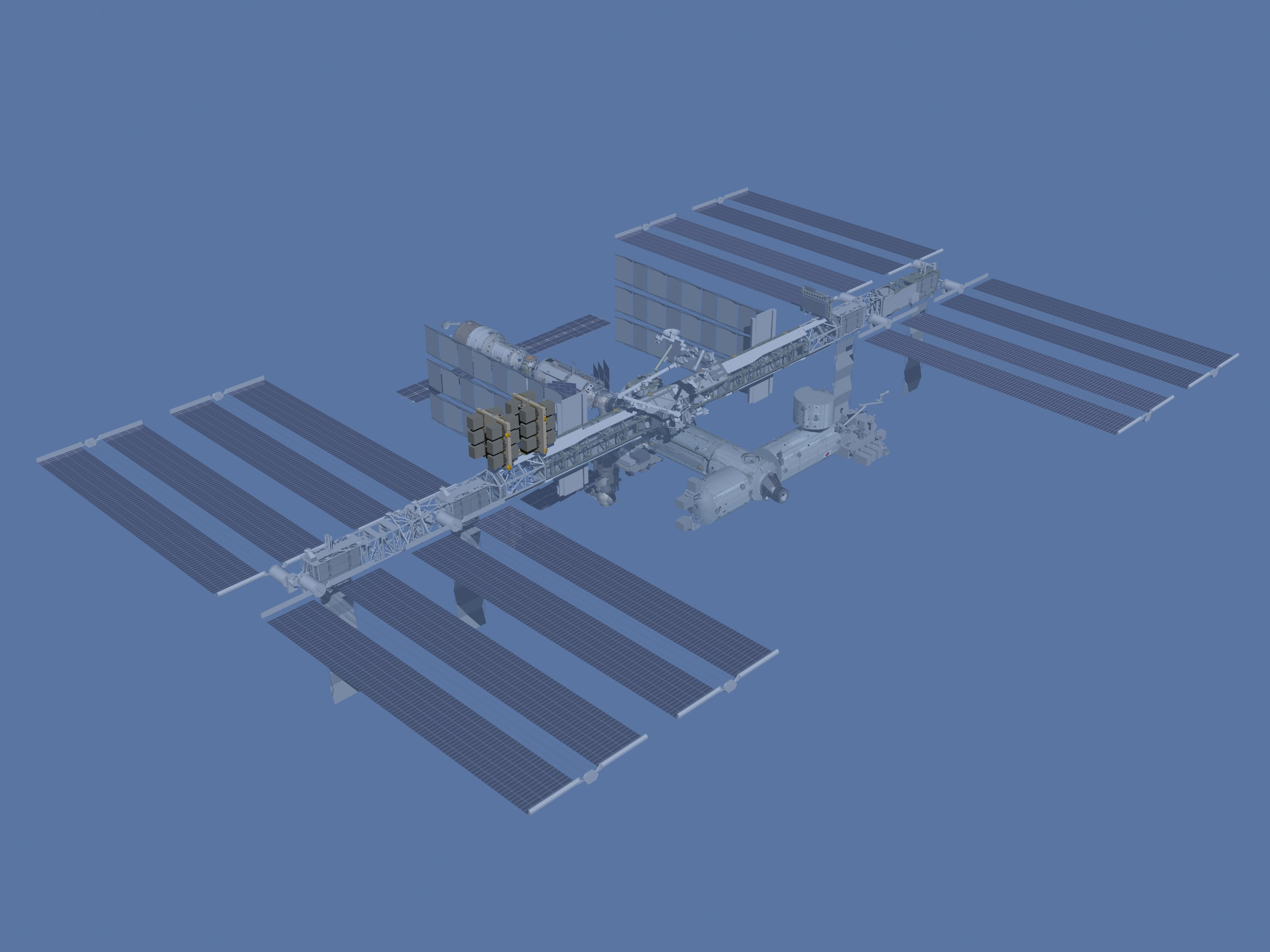 international space station assembly sequence - photo #8