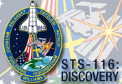 STS-116: Discovery