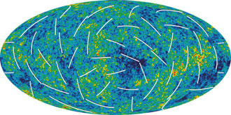 A detailed picture of the infant universe