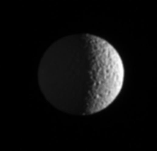 Mimas in View
