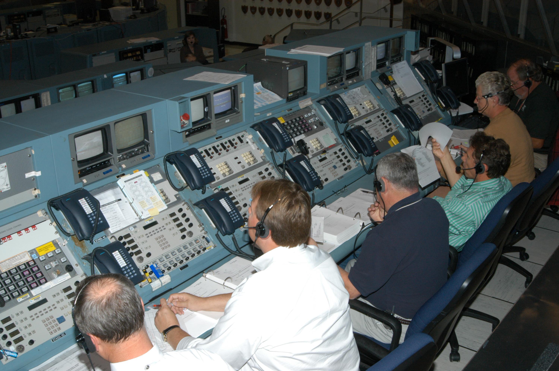 NASA - Firing Room 1 Gets a New Look