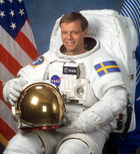 ESA astronaut Christer Fuglesang. STS-116 Mission Specialist, NASA photoSource: NASA biography 162090main_jsc2003e31747.jpg