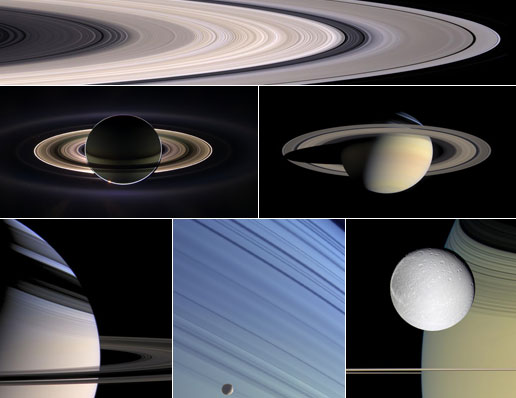 Celebrating Saturn and Cassini icon
