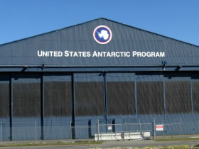 United States Antarctic Program building