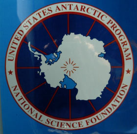 Logo of the U.S. Antarctic Program