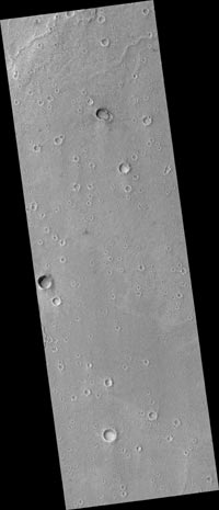 Viking Lander 1 imaged by MRO
