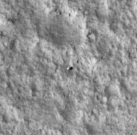 Viking 1 lander seen by MRO