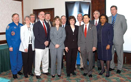 nasa outstanding leadership award - photo #48