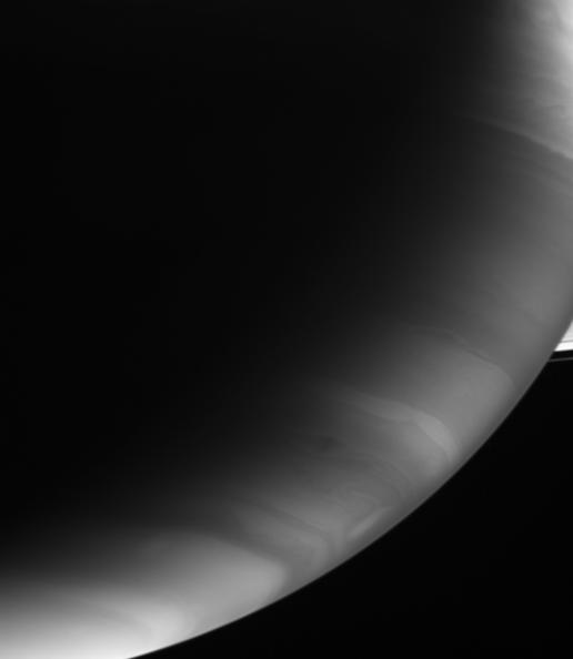 Saturnian Squiggles