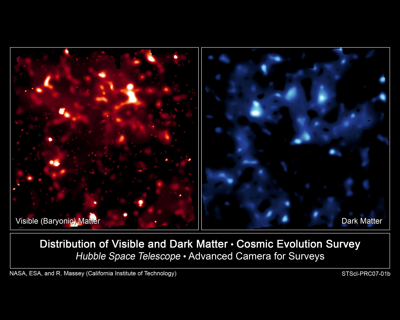 dark matter nasa - photo #36