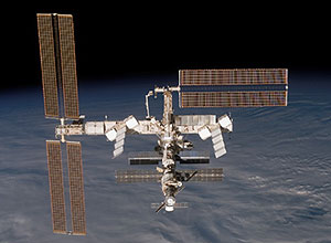 S116-E-07154 -- The International Space Station