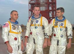the Apollo 1 crew