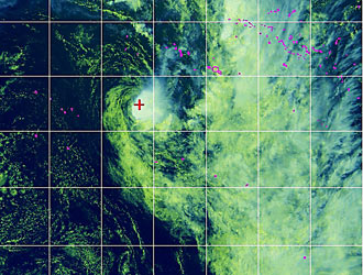 Image of Tropical Cyclone Arthur