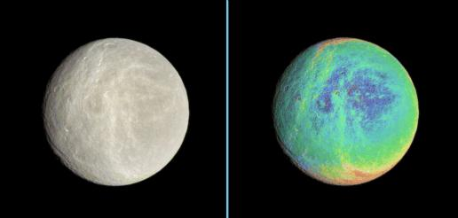 Color Across Rhea