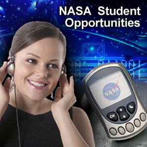 NASA Student Opportunities