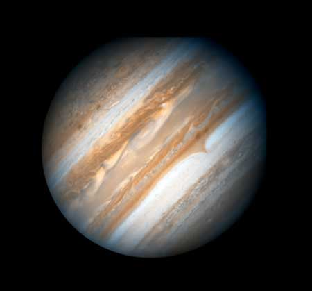 planet jupiter color - photo #11