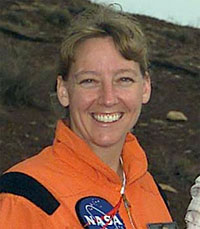 NASA - Amy Ross, Space Suit Designer