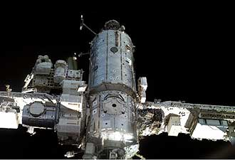 ISS014-E-18777 - The International Space Station