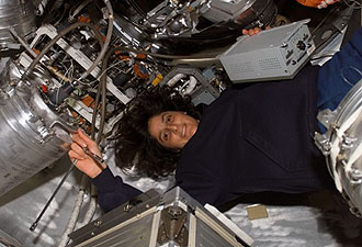 sunny williams space station - photo #22