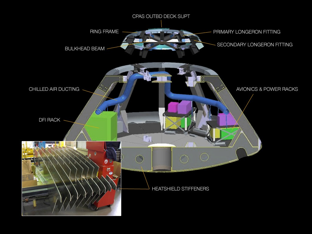 orion spacecraft cutaway - photo #5