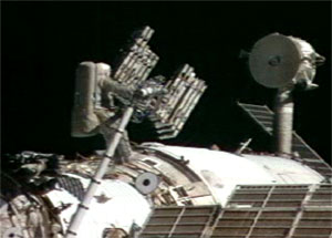 Expedition 15 spacewalk