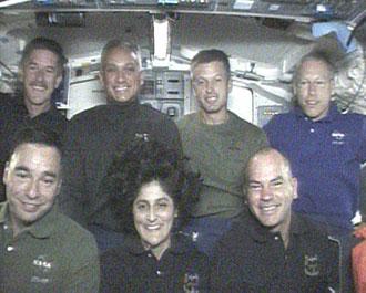 sts-117 crew