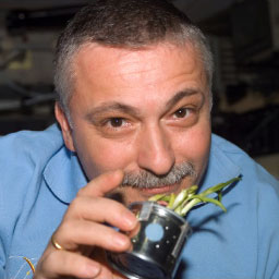 iss015e10628 -- Expedition 15 Commander Fyodor Yurchikhin