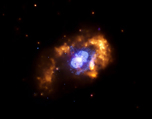 Remnants of Eta Carinae