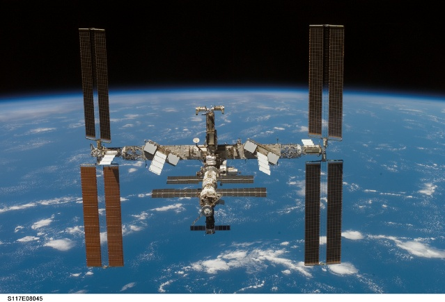 ISS, NASA