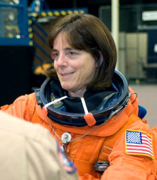 jsc2007e15871 -- STS-118 Mission Specialist Barbara Morgan