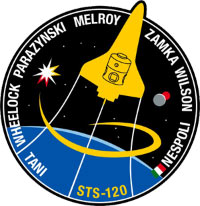 sts120-s-001 -- The STS-120 insignia
