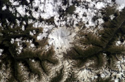ISS015-E-16590 --- The Canadian Rockies