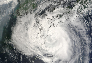 Typhoon Usagi