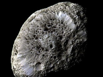 Saturn's Hyperion