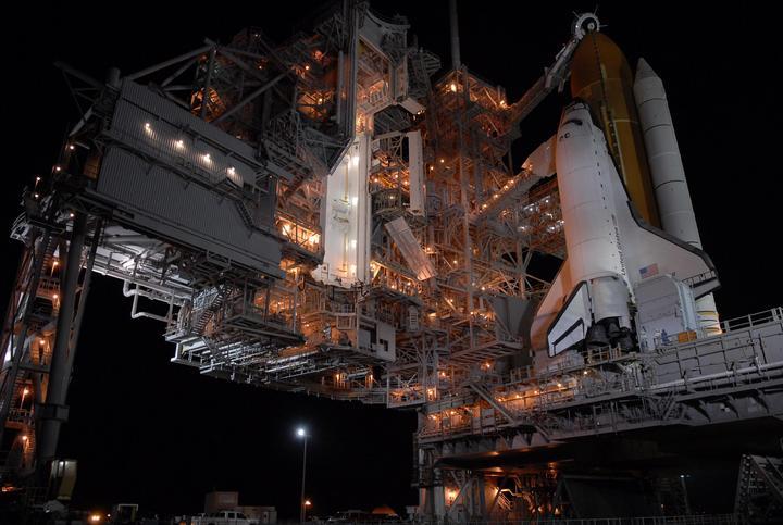 Endeavour STS-118