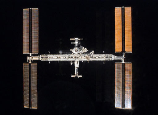 ISS Assembly Mission 13A